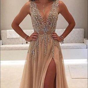 Prom/ Formal Red dress!